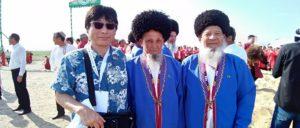 トルクメニスタンの長老